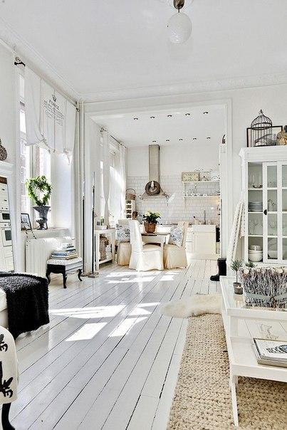 Scandinavian interior design and its features