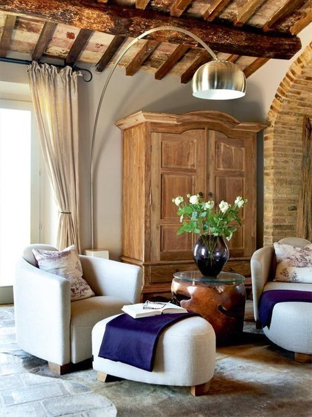 Italian style in interior design | how it looks