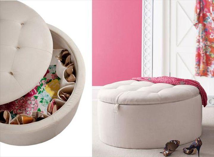 Как да използвате леглото за съхранение