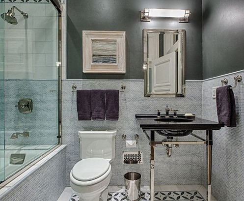 Идеи за интериорен дизайн на баня в Хрушчов
