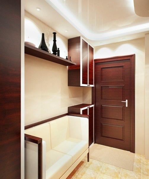 Интериорен дизайн малък коридор: идеи за малки апартаменти