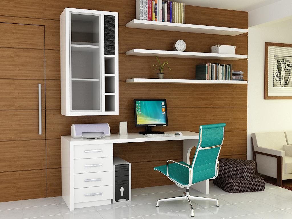 Дизайн письменного столов 17