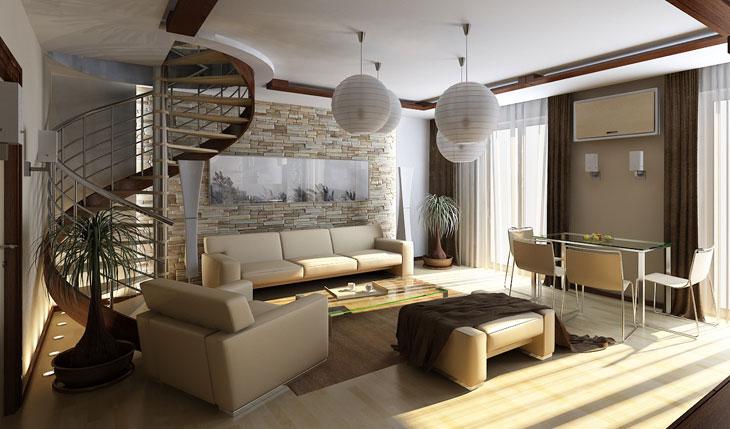 Интериорен дизайн хол: защо се нуждаете от тази стая?