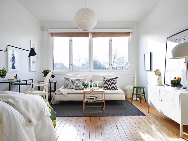 Как да планирате пространство малък апартамент. Интериорен дизайн малък апартамент