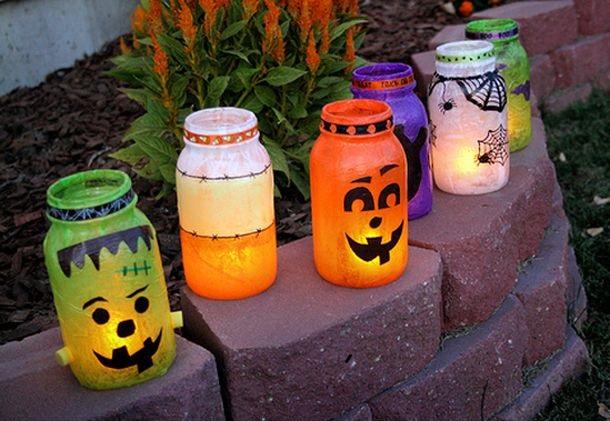 Как да украсят дома за Хелоуин