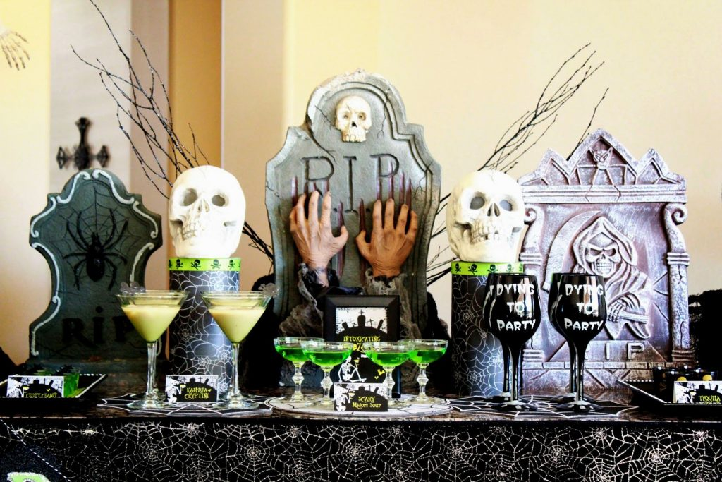 halloween party decorating ideas adults