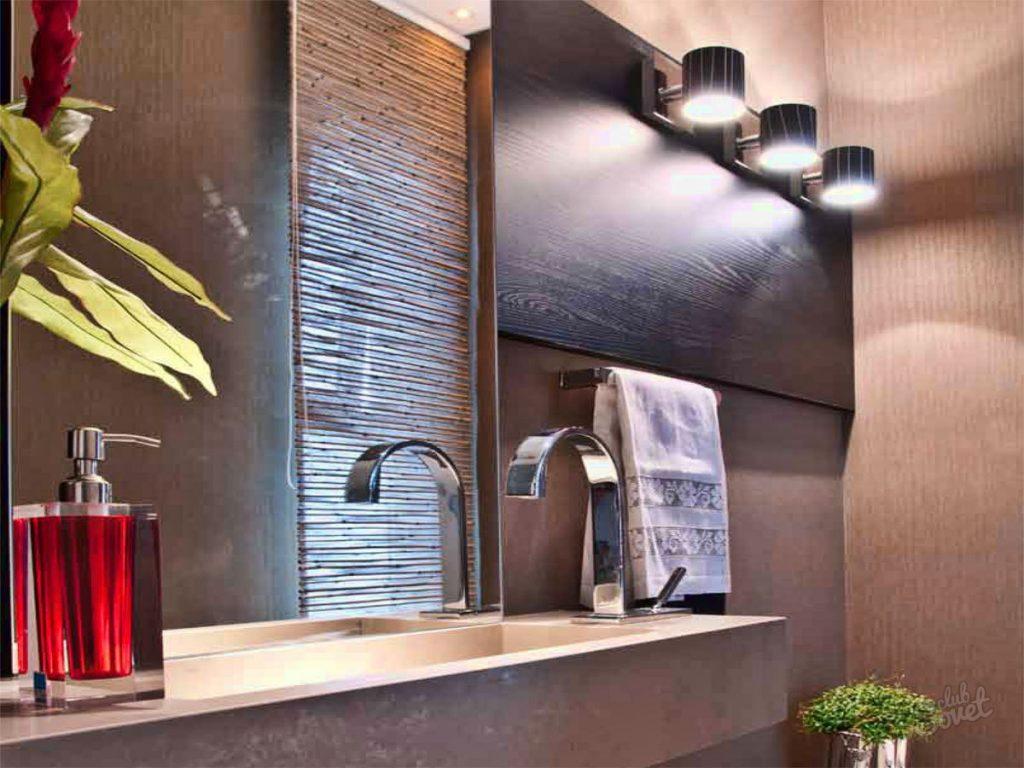 Баня: действителните дизайнерски идеи
