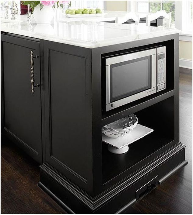 10 cool kitchen islands which perform several functions. Black Bedroom Furniture Sets. Home Design Ideas