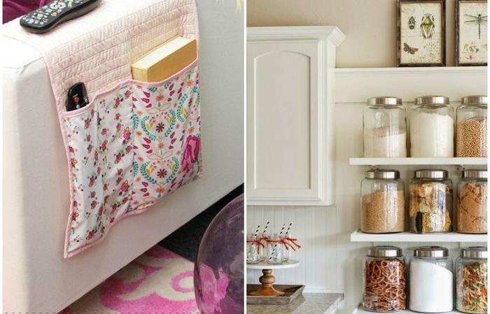 10 прости решения за перфектен ред в къщата