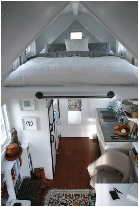 16 съвета за малки апартаменти компетентен аранжимент