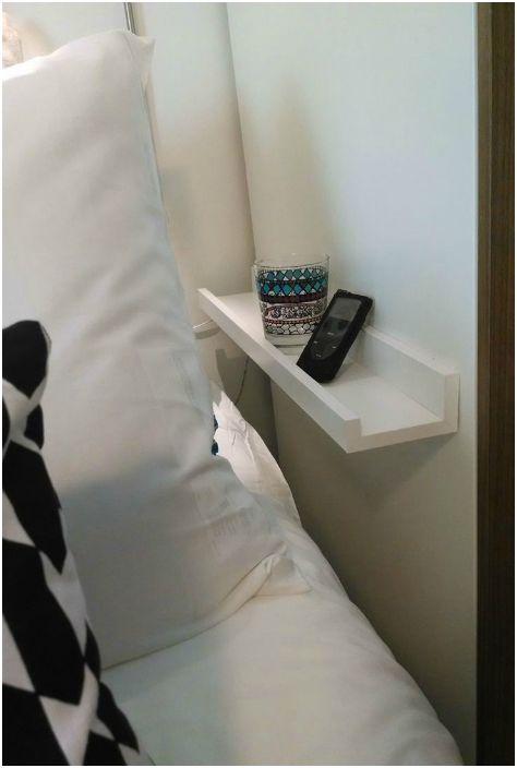 17 вдъхновяващи идеи за организацията на пространството и пространство за съхранение в малка спалня