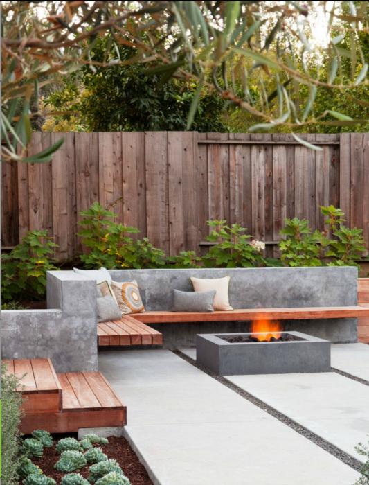 17 страхотни идеи за подреждане вътрешен двор