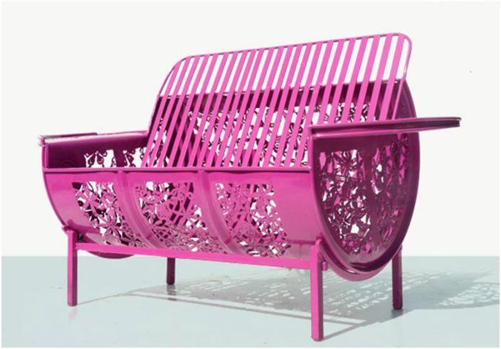 18 примери за съвременни мебели и декор елементи от бъчвите
