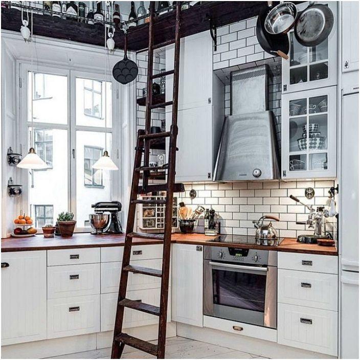 18 voorbeelden van de sappige keuken ontwerp en inrichting ...