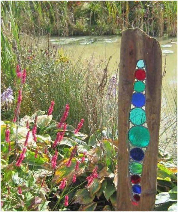 20 идеи за създаване на магически декор от цветно стъкло