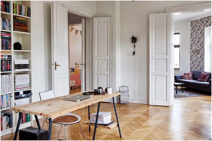 20 начини за разширяване на пространството в стаята, за да се чувстват комфортно и уютно