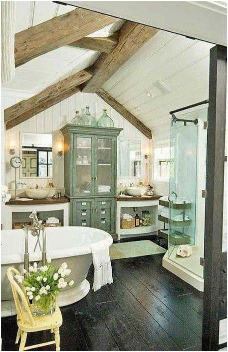 21 невероятна дизайн идея за декорация на стаи с дървени греди