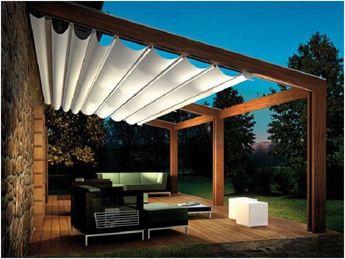 23 идеи за външен монтаж удобни дивани