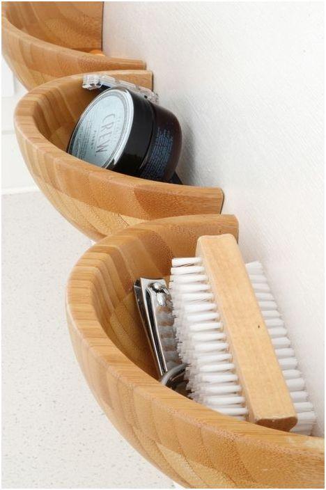 25 невероятно готина идея за тези, които имат малка баня