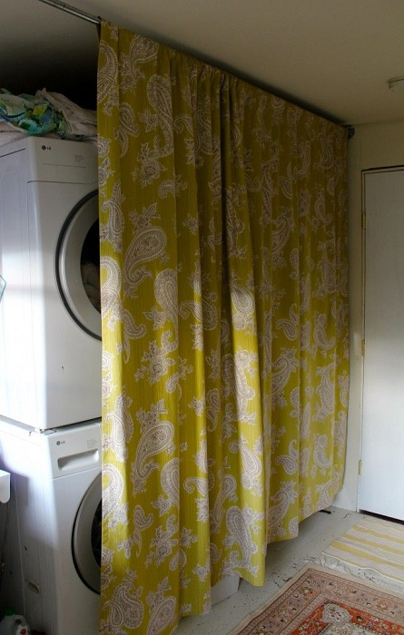 25 перални помещения, които умело скрити от любопитни очи