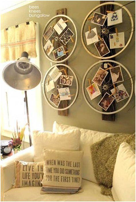 25 творчески опции джанти, използвани в интериора на дома