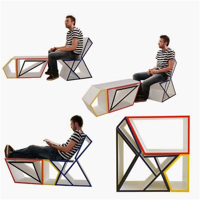 7 луд готино парче на мебели, които ще направят интериора на функционалната