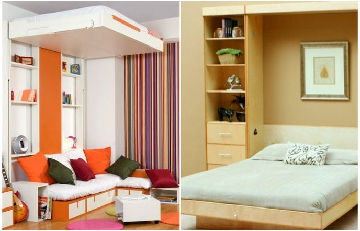7 места, които правят живота по-лесен за собствениците на малки апартаменти