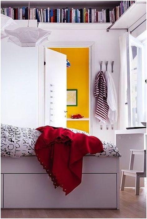 7 наистина готини идеи за малки пространства