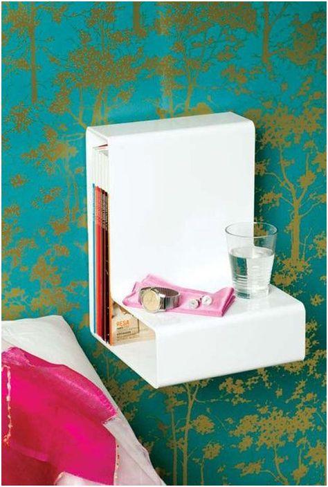 7 стилни нощни шкафчета, ще направят интериора на рекламното послание и практически