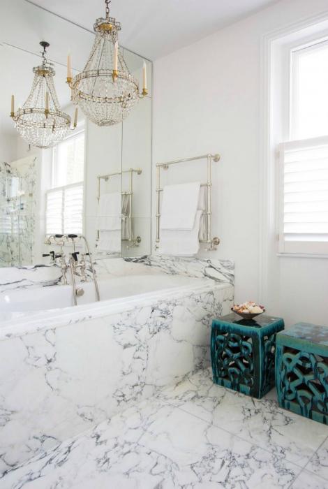 Current вътрешните работи: 20 идеи дизайн стилна баня