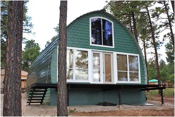 Извит Къща - достъпни жилища цена от $ 1000