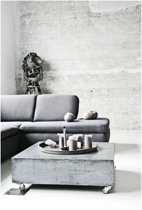 Brutal чар: 18 великолепни примери за използването на бетон в модерен интериор
