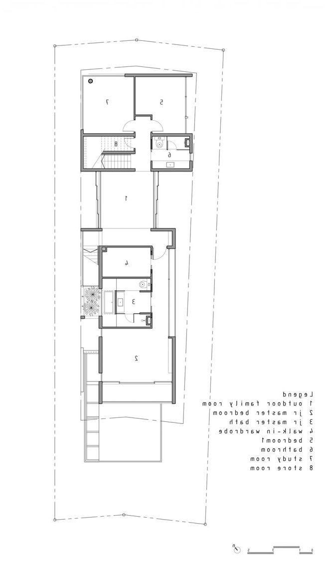 Черно и бяло дизайн на частна къща фасада