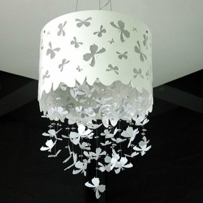 How to make paper lamps at home take a look at these beautiful let there be light 18 original lampshades lamp shades and lamps aloadofball Choice Image