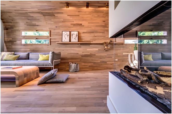 Декоративни камини за апартаменти