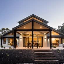 Проектиране и интериор на селска къща с Джоди Cooper Design