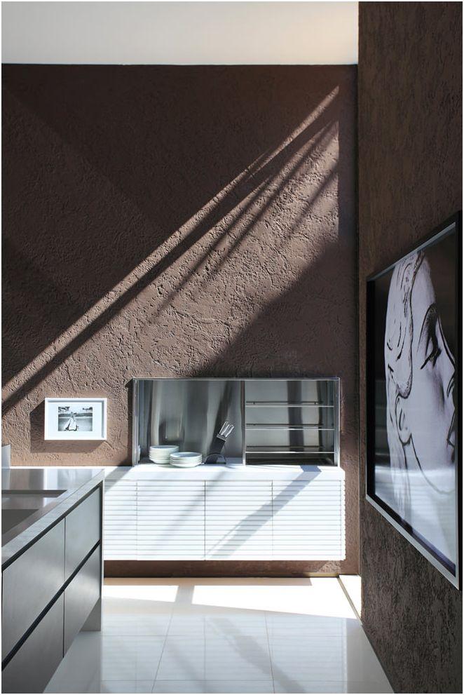Интериорен дизайн на частен дом от Guilherme Torres