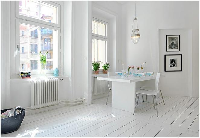 Интериорен дизайн в скандинавски стил