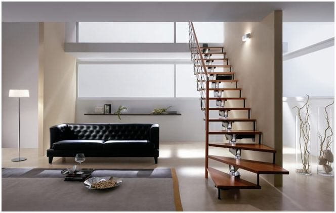 Проектиране на стълбища в частна къща