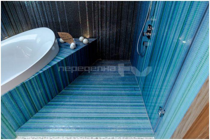 Изготвяне на проект на баня в таванско помещение 9 кв.м. м.