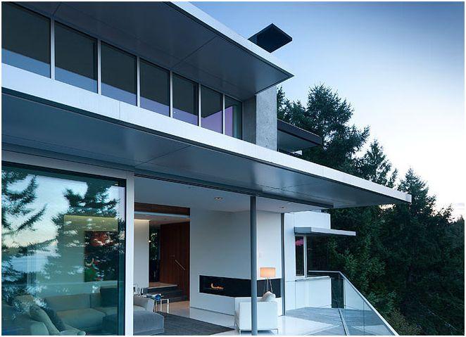 Дизайн на къща апартамент във Ванкувър