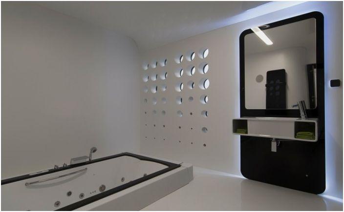 Houseboat: прототип удобно плаващ дом