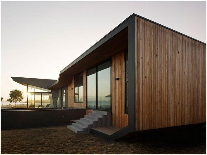호주에서 이상한 모양의 집  dizainall.com