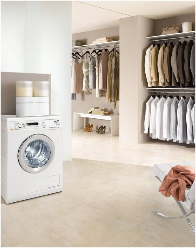 Де розташувати пральну машину? dizainall.com.