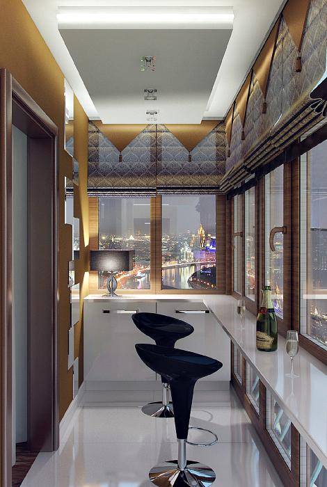 А глътка свеж въздух: 18 зашеметяващи примери за подреждане малък балкон