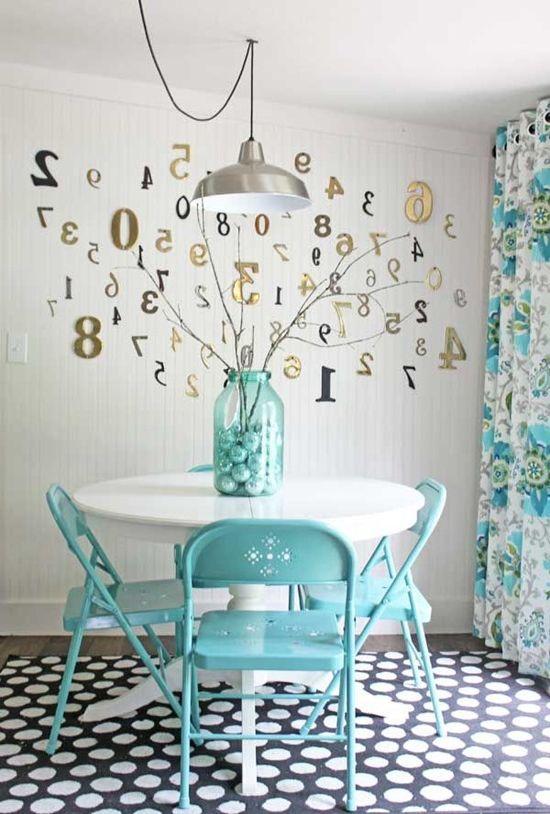 Сгъваеми столове в интериорния дизайн