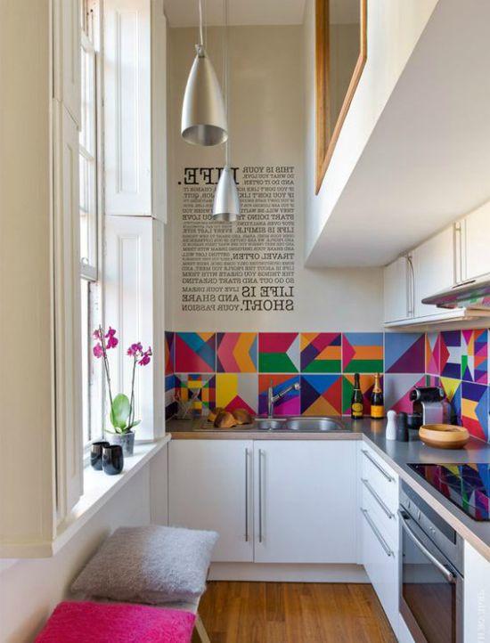 Boring sisustus pieni keittiö  dizainall com