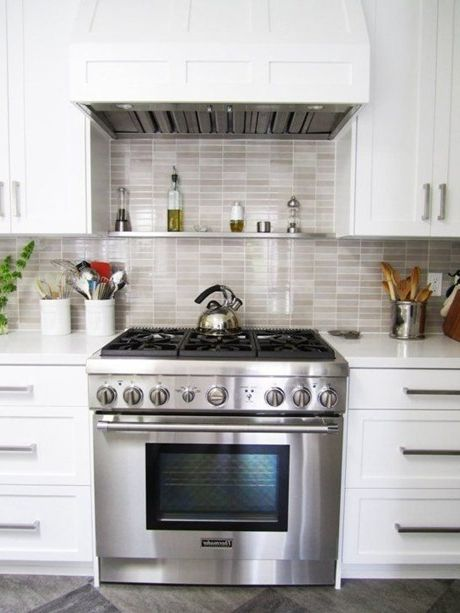 How to increase the capacity of kitchen furniture in a small kitchen