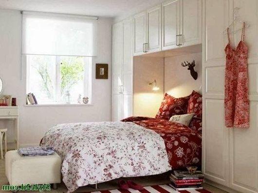 Дизайн на спални в малки апартаменти: 6 идеи