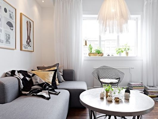 How to furnish a small apartment stylish and inexpensive. Cheap interior design (photos)